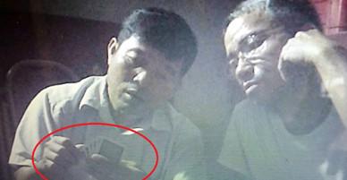 Trưởng công an xã bị tố cáo đánh bài ăn tiền