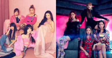 Khi đặt Black Pink cạnh đối thủ Red Velvet: Không khác gì một siêu girlgroup, tuy nhiên thần thái lại quá khác biệt
