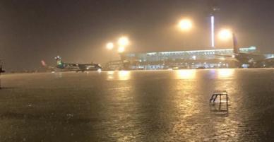Chủ siêu máy bơm đường Nguyễn Hữu Cảnh muốn tiếp tục chống ngập cho sân bay Tân Sơn Nhất