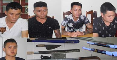 Chủ mưu hàng loạt vụ nổ súng đe dọa ở Thanh Hóa bị bắt