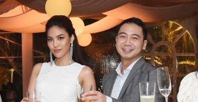 Lan Khuê sắp kết hôn với doanh nhân Tuấn John