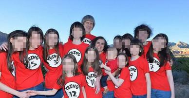 6 tháng sau vụ án 13 đứa trẻ nhà Turpin: Cặp vợ chồng quỷ dữ ra hầu tòa, 13 người con đều đang hồi phục tốt
