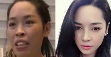 Hot girl PTTM Vũ Thanh Quỳnh trông như thế nào sau 3 năm dao kéo