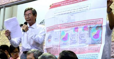 6 giờ lắng nghe người dân Thủ Thiêm của Bí thư Nguyễn Thiện Nhân - VnExpress