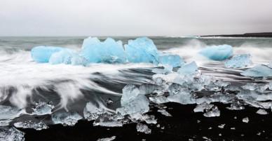 Những bãi biển kỳ lạ nhất hành tinh