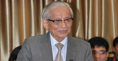 GS Phan Huy Lê, cây đại thụ của nền sử học Việt Nam qua đời