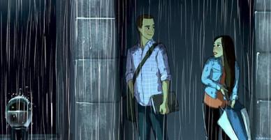 Bộ tranh: Những khoảnh khắc đáng yêu khiến mùa hè không chỉ là cơn ác mộng