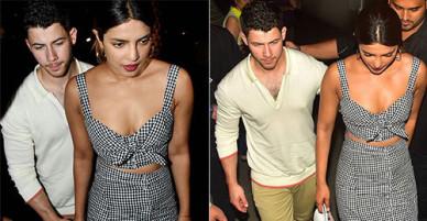 Nick Jonas sang Ấn Độ ra mắt mẹ bạn gái hoa hậu