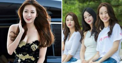 MC được khen xinh vượt trội các thí sinh Hoa hậu Hàn Quốc 2018