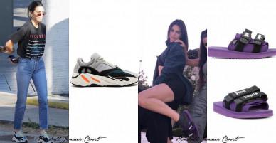 Chóng mặt bóc giá đồ dạo phố của Kendall Jenner, sơ sơ vài bộ đã có giá hàng trăm triệu đồng