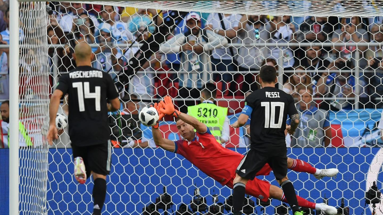 thủ môn, cứu thua, tin8, World Cup 2018, World Cup, thi đấu