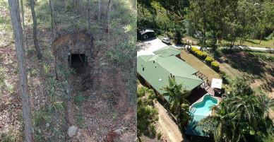 Phát hiện mỏ vàng sau vườn, chủ nhà đã làm một việc không tin nổi