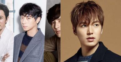 Dẫu vạn người săn đón thì Lee Min Ho, Song Joong Ki vẫn không thể vượt qua đàn anh Jang Dong Gun trong cuộc chiến nhan sắc