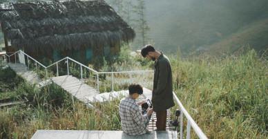 Có một Đà Lạt chênh vênh hơn chữ tình trong bộ ảnh đẹp như mơ của 2 chàng trai đồng tính