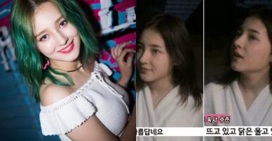 'Bông hồng lai' Kpop gây sốt vì quá xinh đẹp khi để mặt mộc