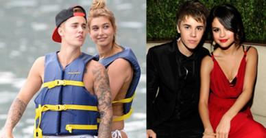 Những người tình nóng bỏng trong đời Justin Bieber