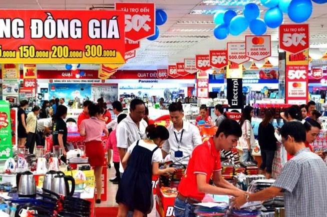 Nguyễn Kim, mua sắm, khuyến mãi, lừa đảo, tin8