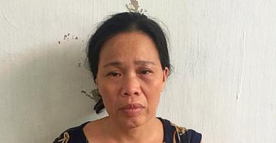 Nữ nghi phạm trói tay, sát hại chồng trong nhà tắm