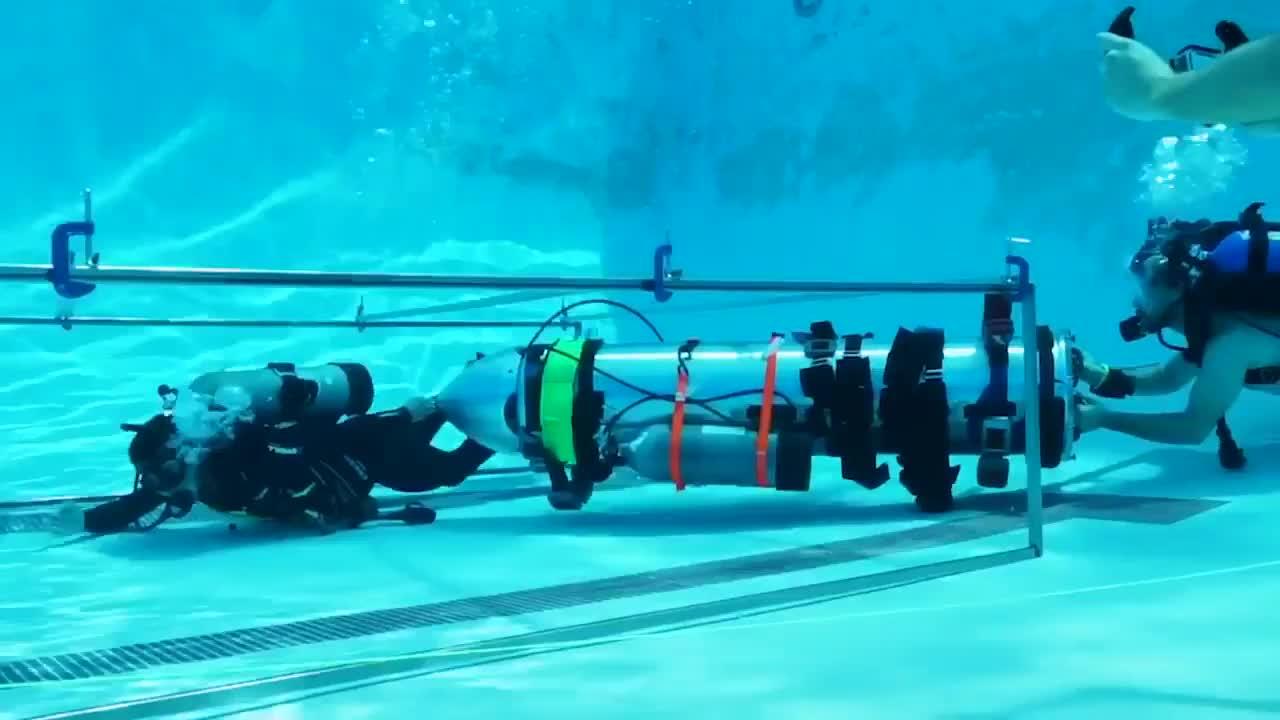 giải cứu, tàu ngầm mini, đội bóng đá nhí Thái Lan, tỷ phú, tin8