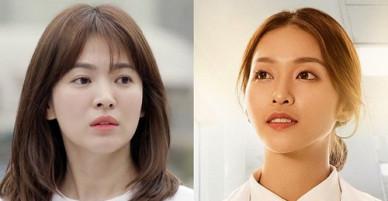 Vẻ ngoài diễn viên Hậu duệ mặt trời bản Hàn và Việt
