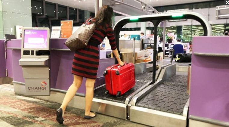 sân bay, cách làm thủ tục ở sân bay