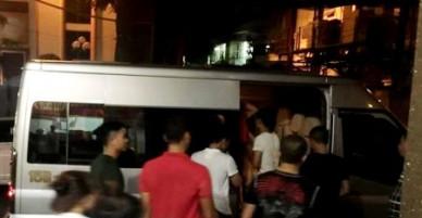 13 dân chơi trong quán karaoke Hải Phòng dương tính ma túy