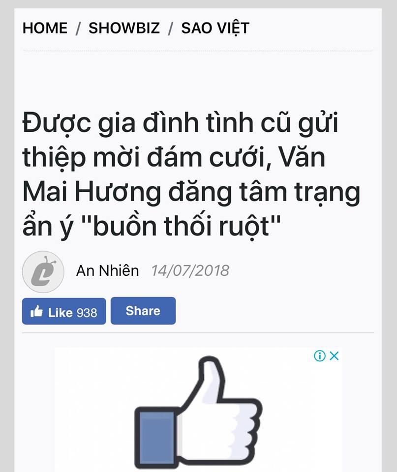 Văn Mai Hương, á hậu Dương Tú Anh, bóc phốt, người yêu cũ, đám cưới, tin8