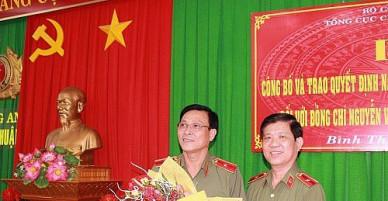 Giám đốc Công an Bình Thuận được doanh nghiệp tài trợ sang Đức học công nghệ 4.0