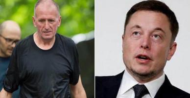 Thợ lặn giải cứu đội bóng Thái tức giận khi bị Elon Musk gọi là kẻ ấu dâm