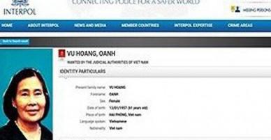 Nữ quái Oanh Hà - kẻ trốn truy nã quốc tế ưa cờ bạc, giỏi buôn ma túy