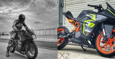 """KTM RC 390 """"lên tầm"""" với bộ bodykit RCX2"""