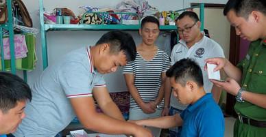 Nhóm người Trung Quốc lừa đảo bằng công nghệ cao sa lưới