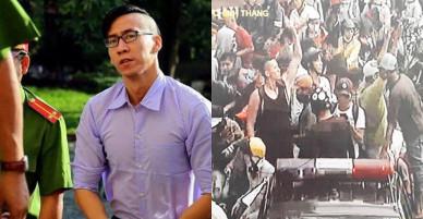 Gây rối tại TP HCM, Nguyen Wiliam Anh bị trục xuất
