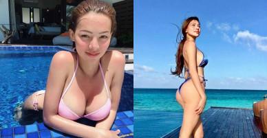 """Người đẹp mới """"soán ngôi"""" mỹ nhân đẹp nhất Philippines của Marian Rivera: bị chê thua xa đàn chị"""