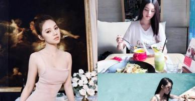 """Học ngay bí quyết ăn uống giúp Hoa hậu Jolie Nguyễn sở hữu được """"vòng eo con kiến"""" thuộc top nhỏ nhất trong làng giải trí"""