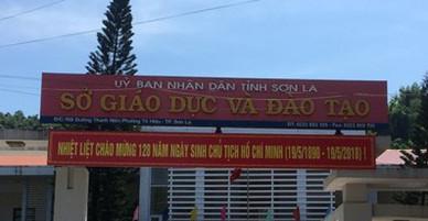 Người dân Sơn La kỳ vọng sớm trả lại công bằng cho các thí sinh 