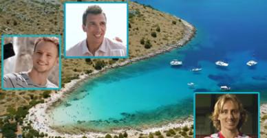 Du khách phát sốt vì video cầu thủ Croatia quảng bá du lịch