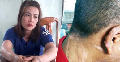 Cuộc chạy trốn trong mưa của cô gái Kon Tum bị bà chủ ngáo đá tra tấn