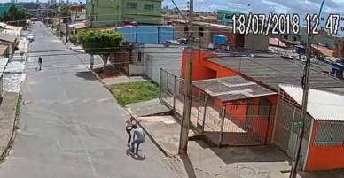 Brazil: Cướp nhầm nữ võ sĩ, thanh niên đạo tặc nhận ngay cái kết đớn đau bầm tím