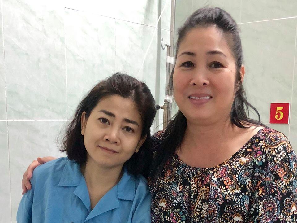 Mai Phương, diễn viên, nghệ sĩ Việt, tấm lòng, giúp đỡ, ung thư phổi, thời kì cuối, tin8