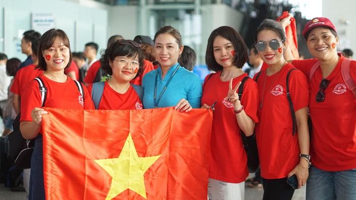 tin8, hình ảnh, cổ vũ, đội tuyển quốc gia, bóng đá, ASIAD2018, Việt Nam, bán kết, lịch sử