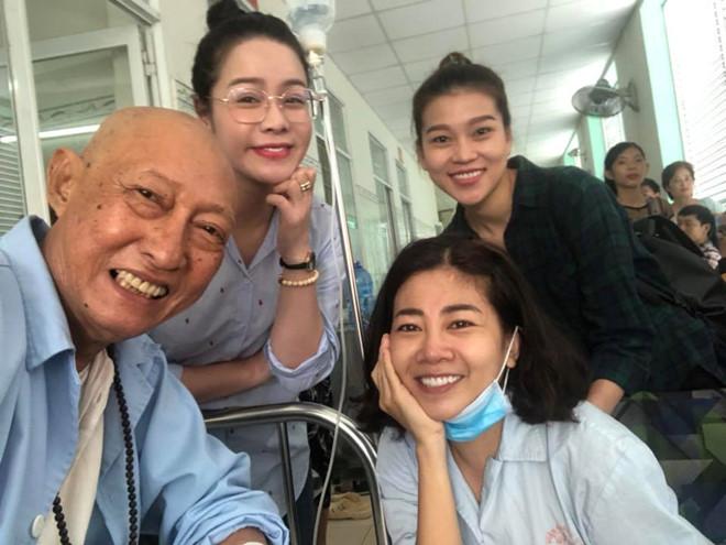 sức khỏe, tình hình, Mai Phương, ung thư, Lê Bình, Akira Phan, Ốc Thanh Vân