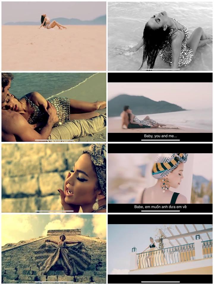 tin8, đạo nhái, Mv, Hồ Ngọc Hà, em muốn quên anh, Jennifer Lopez, I'm into you, Kim Lý