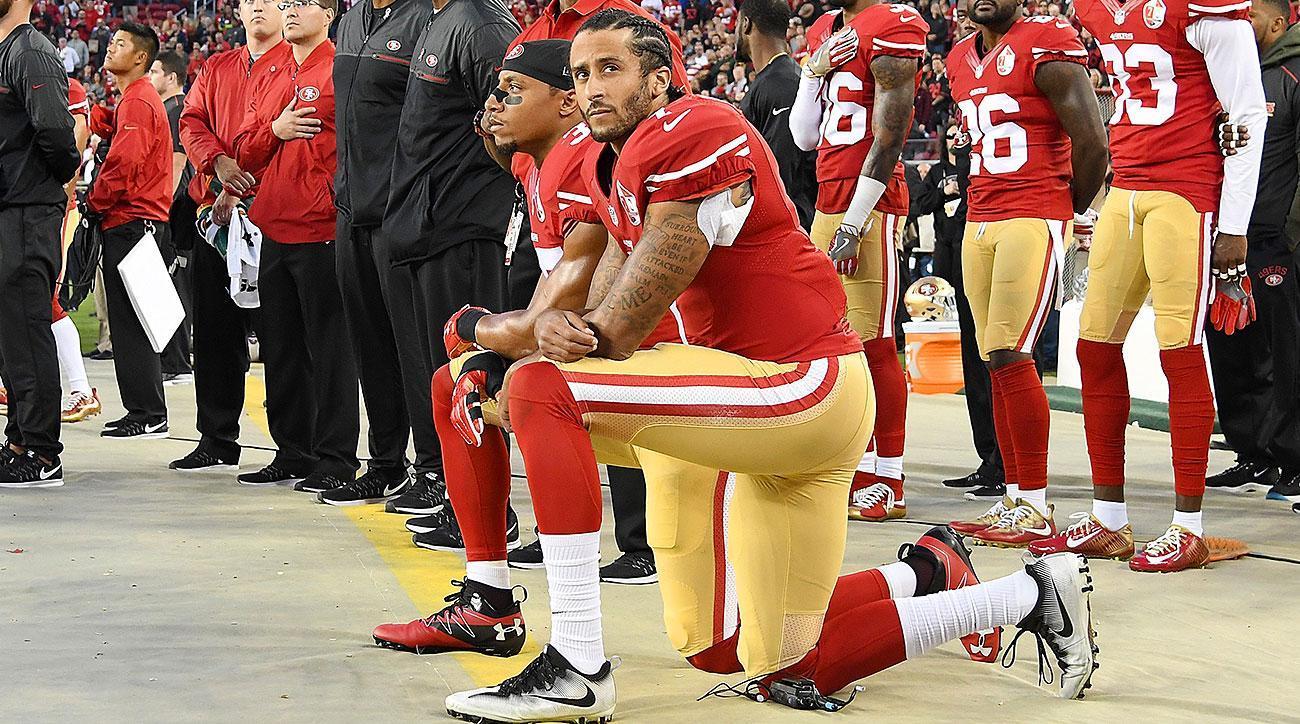 Nike, tẩy chay, Mỹ, tin8, giày, Colin, người da màu.