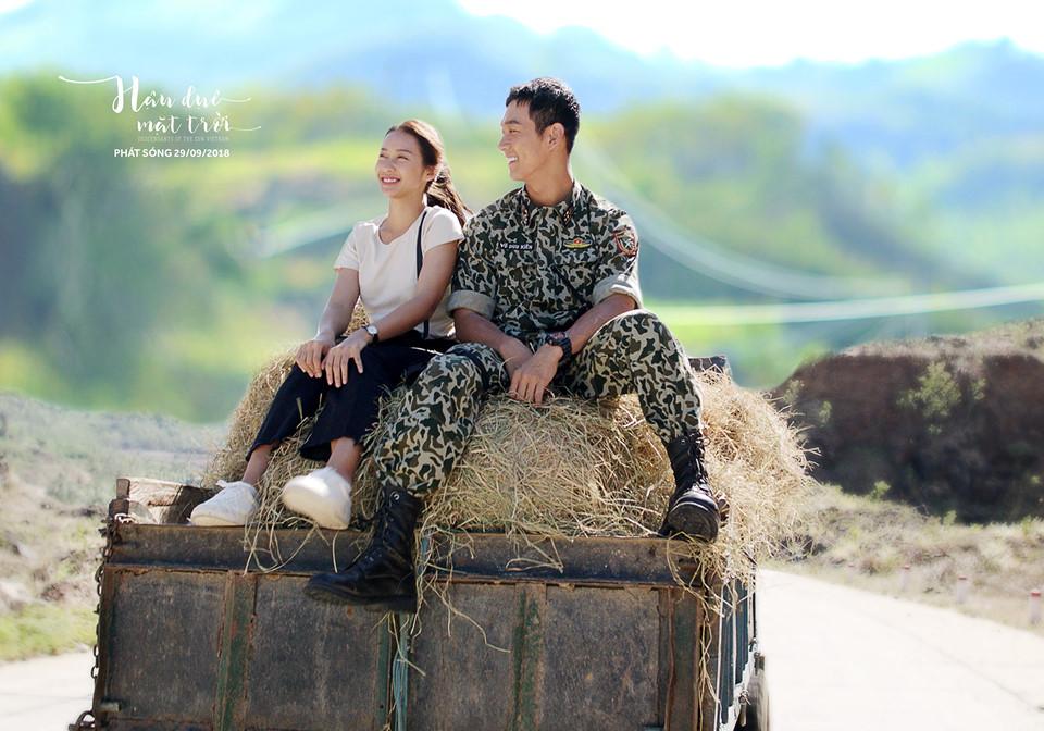 phim Việt, hậu duệ mặt trời, tin8, Hữu Vi, Cao Thái Hà, Khả Ngân, Song Luân
