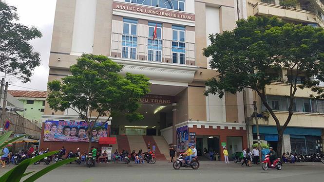nhà hát, sân khấu, nhà hát thành phố, nhà hát hòa bình, nhà hát Bến Thành, nhà hát Trần Hữu Trang, tin8