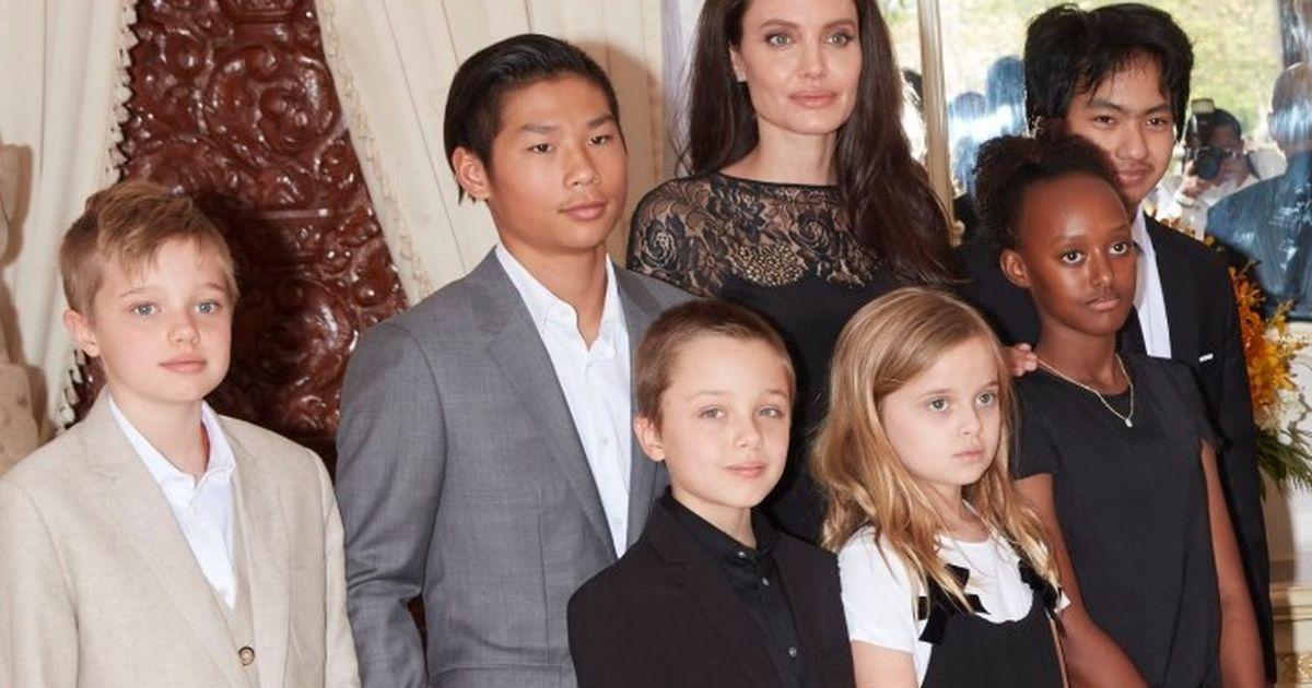 Angelina Jolie, Brad Pitt, tin8, ly dị, giành quyền nuôi con, nuôi con, quyết định
