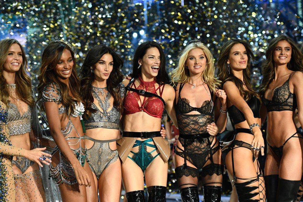 Victoria's Secret, người mẫu, đồ lót, kì thị, người béo, người chuyển giới, tin8