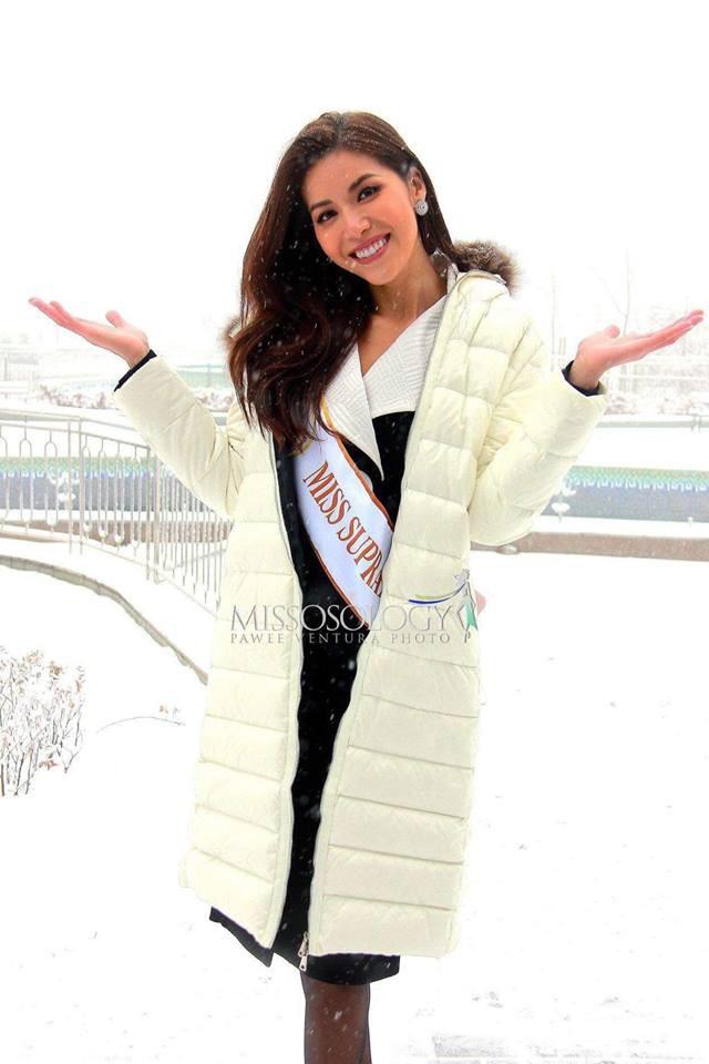 Minh Tú, nhan sắc, sắc đẹp, cuộc thi, Missosology, Miss Supranational 2018, cuộc thi Hoa hậu Siêu quốc gia , tin8