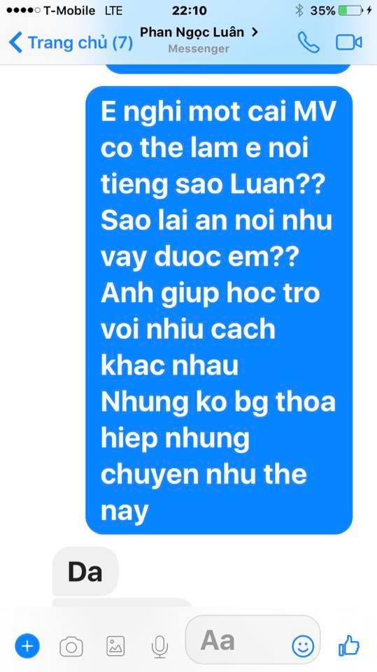 Đàm Vĩnh Hưng, Phan Ngọc Luân, chơi gay, lên tiếng, thú nhận, ngủ, thầy trò, chiêu trò, tin8